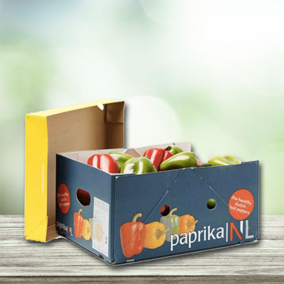 Vegetables Packaging image